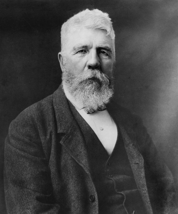 Victorian Railways Engineer-in-Chief George Darbyshire 1892